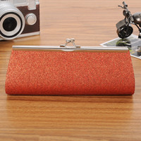 Lady Women Shiny Glitter card holder purse Bag Evening Party...