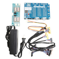 Freeshipping Laptop TV / LCD / LED Test Tester Tester Tester Supporto 7 -84 Pollici LVDS 6 Linea schermo Mar21_15
