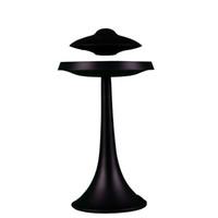 Магнитный левитировать стиль UFO семь светлого цвета умных басов Bluetooth водонепроницаемого супер подавить шум длительного времени ожидания беспроводной зарядку аудио