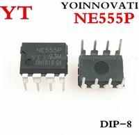 Livraison gratuite 500 PCS / LOT Nouveau NE555 NE555P NE555N 555 DIP-8 Meilleure qualité
