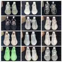 Zyon Keten Synthesizer Statik Yansıtıcı Erkekler Runnning Ayakkabı Lundmark Sneakers Bulut Beyazı Spor Eğitmenler Pompa Susam Yarı Dondurulmuş Mavi Ton zebra