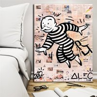 Get Out Of Jail Free Wall Art Canvas Posters Prints Painting...