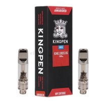 Kingpen710 Cartridges Red Gift Box Package 0. 5ml 0. 8ml 1. 0ml...