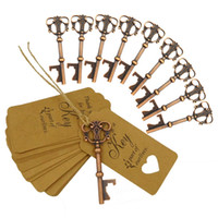 гости в пользу открывалка для бутылок жениться поставки партии подарок сувенир ключ с цепью новизны Подвеска свадебного украшения