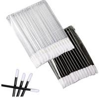300pcs Make Up Set di pennelli Maquillage Mascara Wands Lip Brush Pen Cleaner Pulizia delle ciglia Pennelli monouso Applicatori