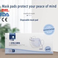 DHL Logistics Value- for- money Daily Disposable Mask Filter P...