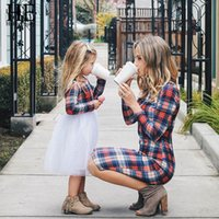 mommy and daughter matching outfits Girls Dresses Mother and...