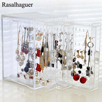 New Fasion PS Material Jewelry Display Holds Up Earrings Ear...