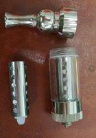 Eタバコの蒸しの取り替えコイルヘッドのアイスリア30Sコイルの噴霧器の再構築可能なデュアルコイルヘッドDHL送料無料