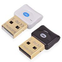 USB بلوتوث اللاسلكية محول V 4.0 الوضع الثنائي بلوتوث USB دونغل البسيطة Adaptador الكمبيوتر المتلقي محول الارسال