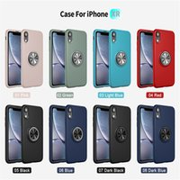 360 magnetic car holder silicone case for iphone 6 7 8 plus ...
