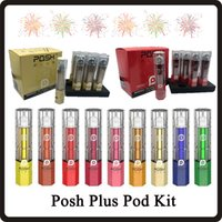 2020 Newest Posh Plus Disposable Pod Vape Kit POSH PLUS Pref...