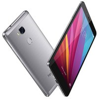 Original Huawei Honor 5X Play-4G LTE-Handy MSM8939 Octa-Core 3 GB RAM 16G ROM Android 5.5 Zoll 13MP Fingerabdruck-ID intelligenten Handy
