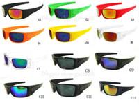 Sonnenbrillen der neuen Sommer 2018 populären sunglass Männer im Freiensport Gläser 11 Farbe geben Verschiffen 10pairs / lot frei.