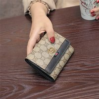 design bag free shipping Design Luxury Card Holder Leather b...