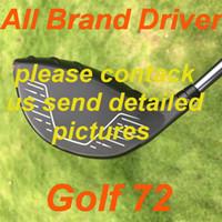 2020 nuevo conductor de golf HR todos los controladores de marca de 9.5 o 10.5 grados con grafito de grafito en la llave de golf Clubes de golf