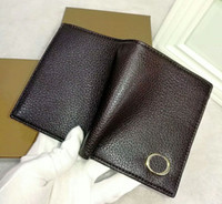 European style men' s wallets high quality pu leather so...
