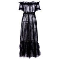 Wholesale Plus Size Gauze Dresses - Buy Cheap Plus Size Gauze ...