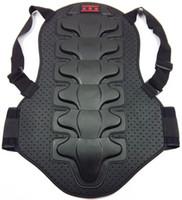 Accessori per moto all'ingrosso Moto Armatura fuoristrada / Guida protettiva Gear Gear Safety Cycling Back Protection Sport Body Armors Anti-Autunno