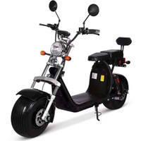 (EU STOCK)sc11+ Road Legal EEC/COC 1500w 60v12ah/20ah/40ah Removbale Battery Citycoco Off Road Electric Motorcycle Scooter