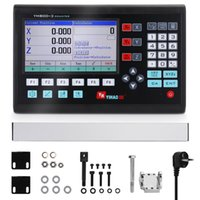 7 inç LCD Izgara CNC Dijital Gösterge Gösterge Torna Kontrol Paneli Kontrolör Kurulu Gravür Freze Makinesi Kontrol Sistemi