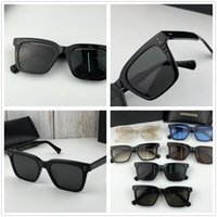 Para hombre de la vendimia de lujo de la marca de gafas de sol famoso cuadrado clásico de Sombras de conducción Gafas anti Refelction UV400 SEQUOIA