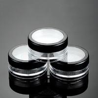 10G 10ml Svuotare allentato Cipria Fard Puff cassa del contenitore di trucco vasi cosmetici contenitori con coperchi setaccio