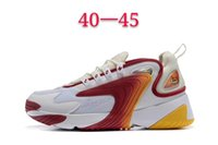 2019 Men Athletic ZOOM 2K 2000 Scarpe da corsa Monarch the M2K Tekno sports sneakers 40-45