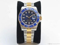 Top 18K gold Luxury mens Watch SUB 40mm 116610 114060 116613...