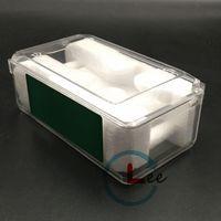 Hohe Qualität der neuen Art-Uhr-Kasten Kundenspezifische Version Plastikreise-Boxen für Rolex-Uhr-Boxen Geschenke Wirtschafts Nizza