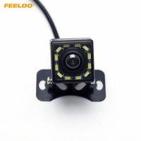 FEELDO Universal-NachtVison Auto-hintere Ansicht-Kamera mit 12LEDs Licht Auto Unterstützungskamera aufhebt DC12V # 3038