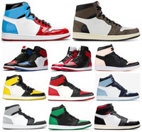 High OG 1s Fearless Travis Scotts Homage To Home Banned Yell...