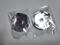 Brand New Car Styling 4pcs * 60mm Wheel Center Hub Caps Auto Emblem Badge Logo per BM w / V / Opel / M AZDA / H / K IA / OZ Racing ecc
