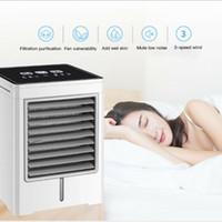 Portable USB fredda Mini condizionatore d'aria ventola di raffreddamento Arctic Air Cooler Fan umidificatore per home office