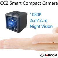 JAKCOM CC2 Kompaktkamera Heißer Verkauf in Sport Action Video Kameras als Mini-Camcorder gejagt Uhr online ce rohs smart watch