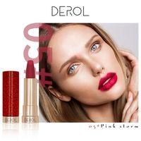 새로운 판매 12 개 색상 자연 매트 립스틱 튜브 방수 립스틱 섹시한 롱 라스팅 메이크업 비 스틱 컵 립 틴트 무료 배송 L3601