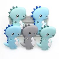 Kovict BPA Grátis 1 Pc Silicone Bebê Teether Roedor Bebê Bebê Brinquedos Chewable Animal Forma Produtos Presente de Enfermagem