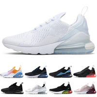 2019 Triple Black White Running Shoes for Men Women CNY Have A Day SUMMER GRADIENTS Black Gradient Volt Rainbow Mens Sneakers 36-45