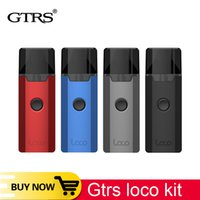 Original Gtrs LOCO AIO Vape kit Pod system electronic cigare...