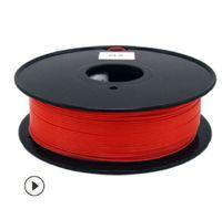 2020 اللوازم الساخنة بيع طابعة Pla3d المواد الاستهلاكية الطابعة 3D طابعة خيوط المادي الأحمر