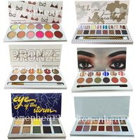 In stock Makeup Fashion Perfect Pressed Powder Palette Eyesh...