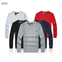 Men s sweater new trend fashion versatile print multicolor s...