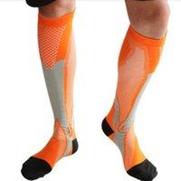 Sıkıştırma Çorap Yeni Erkek Yenilik Elbise Çorap Erkek Rahat Çorap Spor Spor Yoga Damla Nakliye