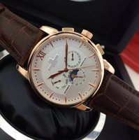 BrownLeather Top luxury Fashion pp Mechanical Mens designer Reloj de movimiento automático de acero inoxidable Sports sports Self-wind Wristwatches