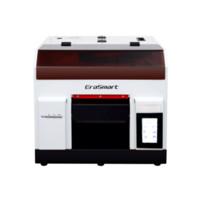 EraSmart والأشعة فوق البنفسجية طابعة البسيطة الروتاري الصين 3D الرقمية الأشعة فوق البنفسجية مسطحة الطابعة الأشعة فوق البنفسجية آلة الطباعة الرقمية للهاتف حالة صور ميتيل