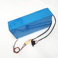 전기 스쿠터 1850 리튬 이온 배터리 팩 BMS 1500w 및 5A 충전기에 대 한 52V 20Ah 30Ah 40Ah 리튬 이온 배터리 팩