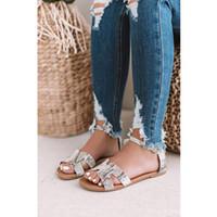 Sıcak Satış-Kadınlar Moda Düz Sandalet Kadın Ayakkabı Kadınlar Yılan Terlikler Bayan Ayakkabı Slaytlar P25 yazdır