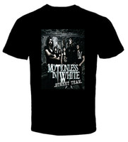 Motionless In White - Street Team T Shirt Cool Casual pride ...