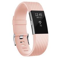 Baaletc per Fitbit Charge 2 cinturino cinturino in silicone per cinturino in silicone per cinturino di ricambio per carica bit 2 cinturino da polso