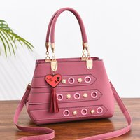 Women' s bag 2019 summer new Korean version of the handb...